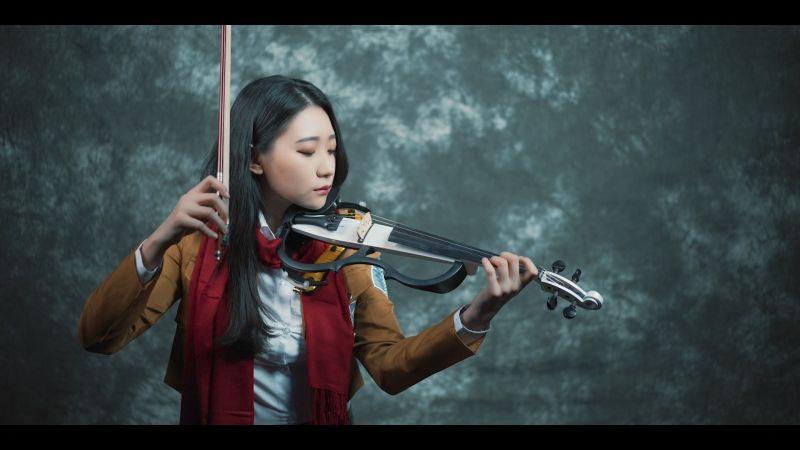 小提琴進擊的巨人