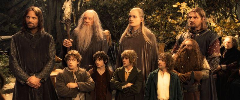 ▲《魔戒三部曲》共獲得奧斯卡30項提名,17項大獎。(圖/華納兄弟提供)