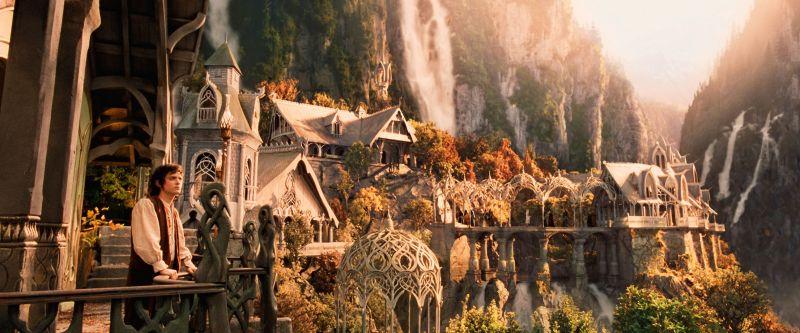 ▲《魔戒三部曲》是許多影迷心中的經典作品。(圖/華納兄弟提供)