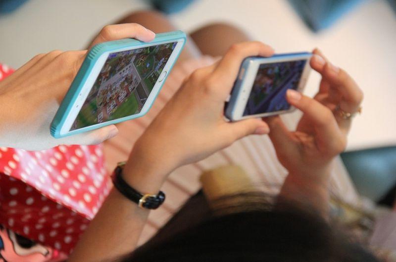 ▲有網友好奇問,智慧型手機剛出時哪些遊戲正夯?(示意圖/翻攝自《pixabay》 )