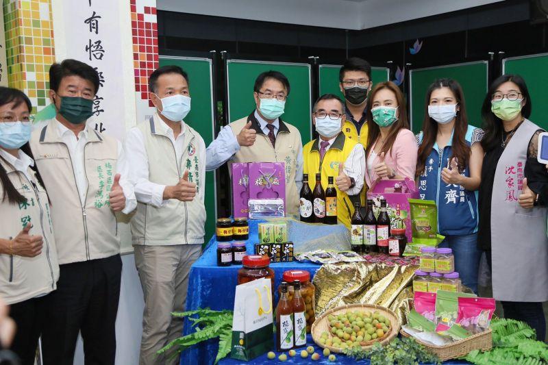 賞螢季開跑,台南市長黃偉哲邀請全國民眾來梅嶺賞螢嘗美食