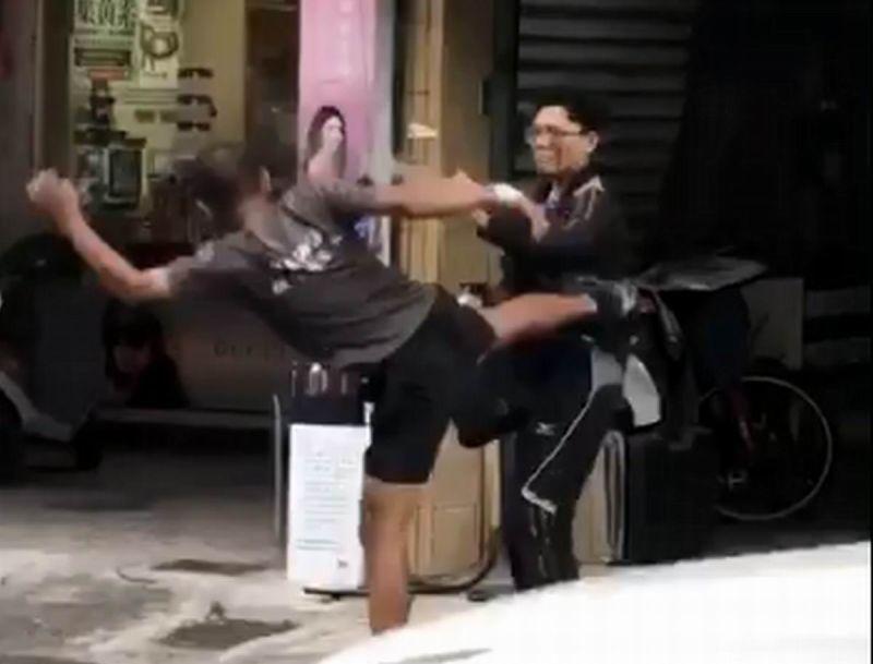 警察休假扮檢舉達人被民眾毆打 恆警依法嚴辦