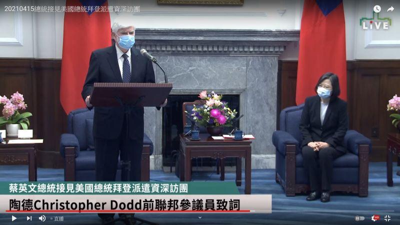 美團訪台成員橫跨兩黨!林俊憲:美對台的支持已高度共識
