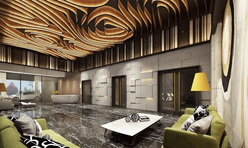 ▲占地791坪,規劃興建一棟地上15層、地下4層的大樓,外觀呈現新古典主義樣貌。(圖/資料照片)