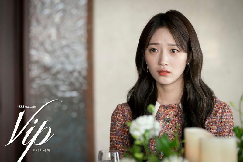 ▲表藝珍在《VIP》的角色太有心機,觀眾又愛又恨。(圖/SBS)