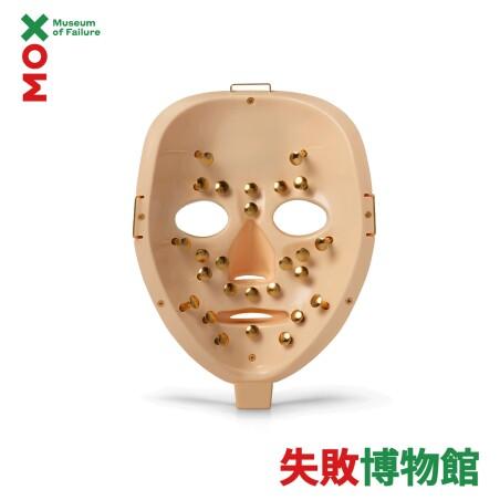 ▲電擊面具透過電流刺激瘦臉?(圖|失敗博物館)