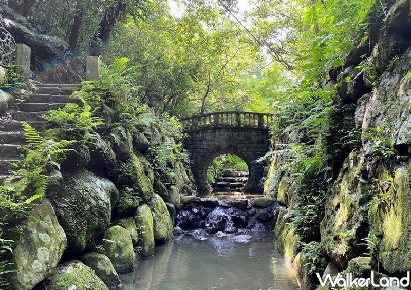 ▲從捷運後山埤站出站就能漫步到「虎山自然步道」。(圖/Taipei