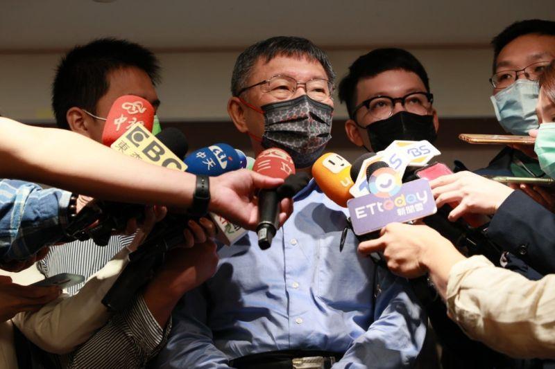 身兼台灣民眾黨主席的台北市長柯文哲,在臨時黨代表大會前接受媒體訪問,對於大會是否能順利開成相當有信心。