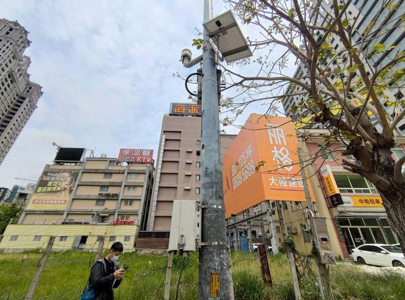 中市強力監測空汙源  空品微型感測器覆蓋率百分百