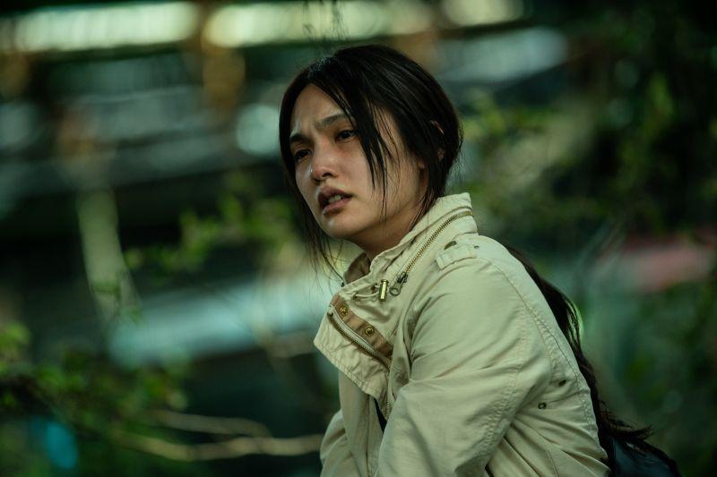▲楊丞琳《靈語》中飾演一名女兒失蹤的媽媽,劇中表現相當精彩。(圖/甲上娛樂提供)