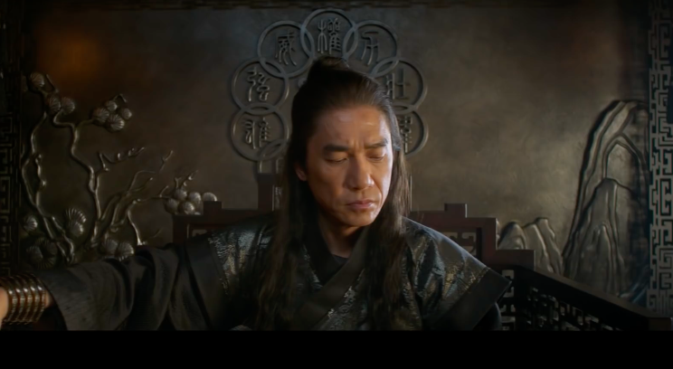 ▲梁朝偉在《尚氣與十環傳奇》中飾演「文武」一角。(圖/Marvel TW YouTube)