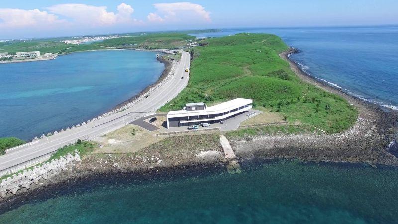 ▲亞果看準青灣發展潛力,召集國內外優秀建築師共同打造澎湖克里特島。(圖/資料照片)