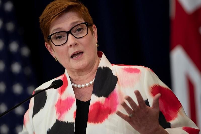 澳外長:不會為重啟雙邊對話 屈從中國要求
