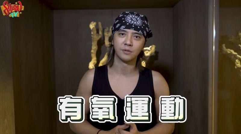 ▲小豬演藝事業只剩YouTube頻道。(圖/羅志祥Show