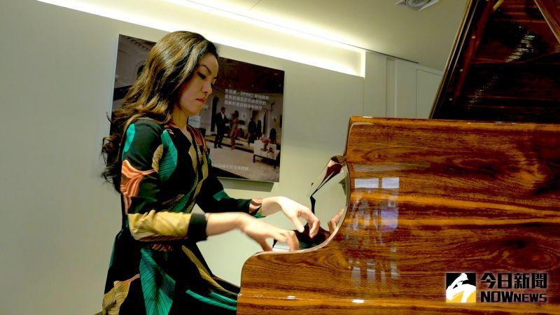 專訪/從蝴蝶幻化為蘭 鋼琴家盧佳慧跨界創作譜出新趨勢