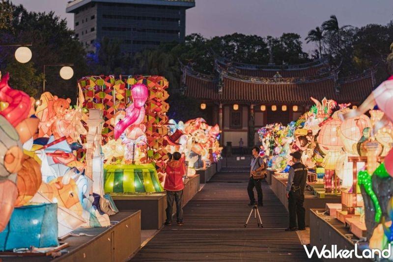 ▲近日已有不少作品陸續現身,將在每晚的18:30~22:00期間點燈,成為新竹夜晚最美的亮點。(圖/Taipei
