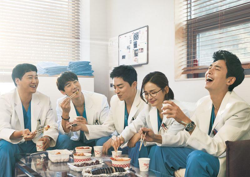 ▲《機智醫生生活》被票選為「2020最佳韓劇」。(圖/翻攝tvn官方IG)