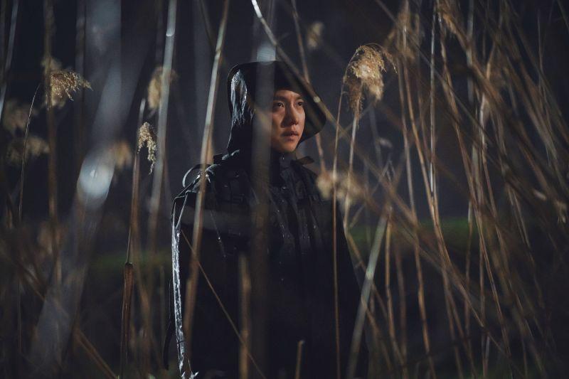 ▲劇中,李昇基驚覺自己就是變態殺人魔。(圖/friDay影音)