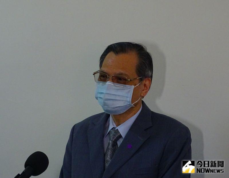 ▲國安局長陳明通表示,中共在南亞軍事佈局造成區域緊張。(圖/記者呂炯昌攝,2021.04.26)