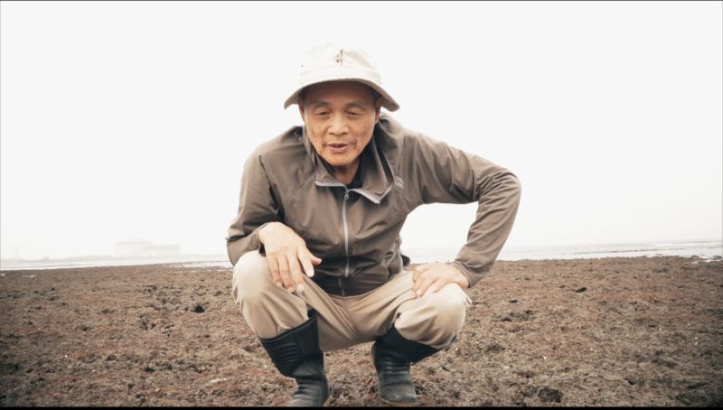 ▲「珍愛藻礁公投」為台灣史上首次生態公投,領銜人正是從事環保工作超過20年、小學老師退休的潘忠政。(圖/記者詹皓帆拍攝)