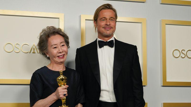 布萊德彼特是幕後老闆!尹汝貞被問:他香嗎? 答案超狂