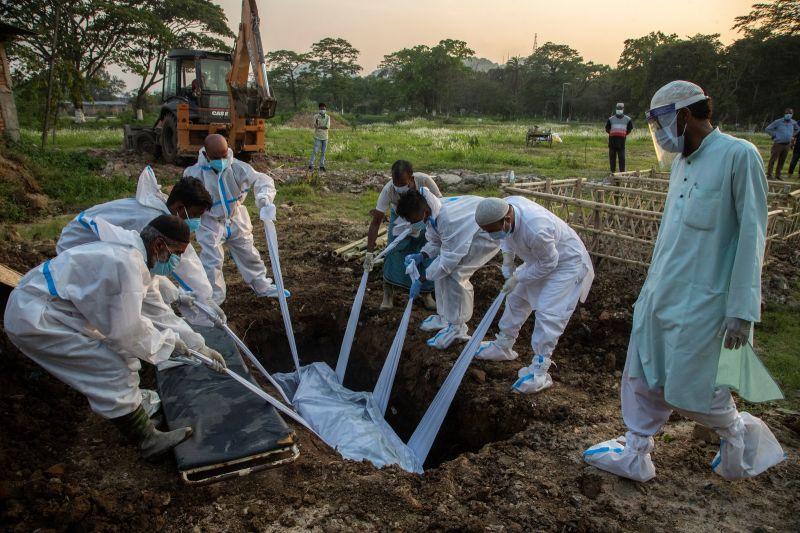 印度疫情失控 外交部援贈150台製氧機助抗疫