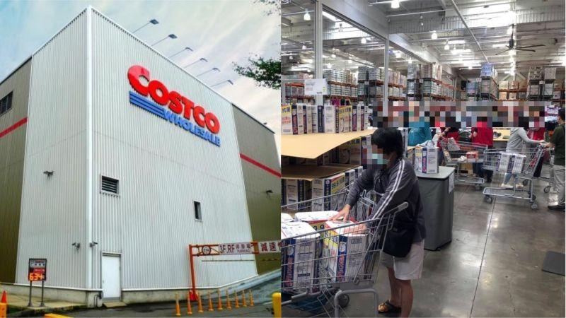 ▲好市多洗衣精特價,網友跟著買了2箱回家,仔細一看才發現和之前的有些不同之處。(合成圖/公關照片/《Costco好市多商品經驗老實說》)
