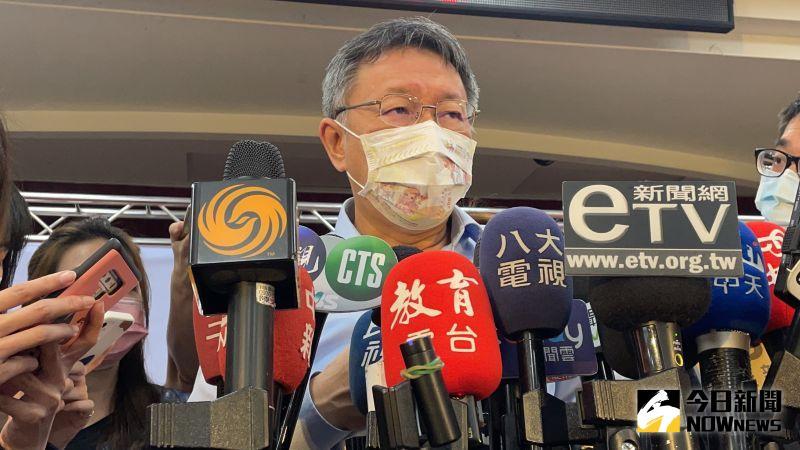 台北市長柯文哲27日表示,警察局監視器遭人為刪除一事,事前就知道案情不單純。