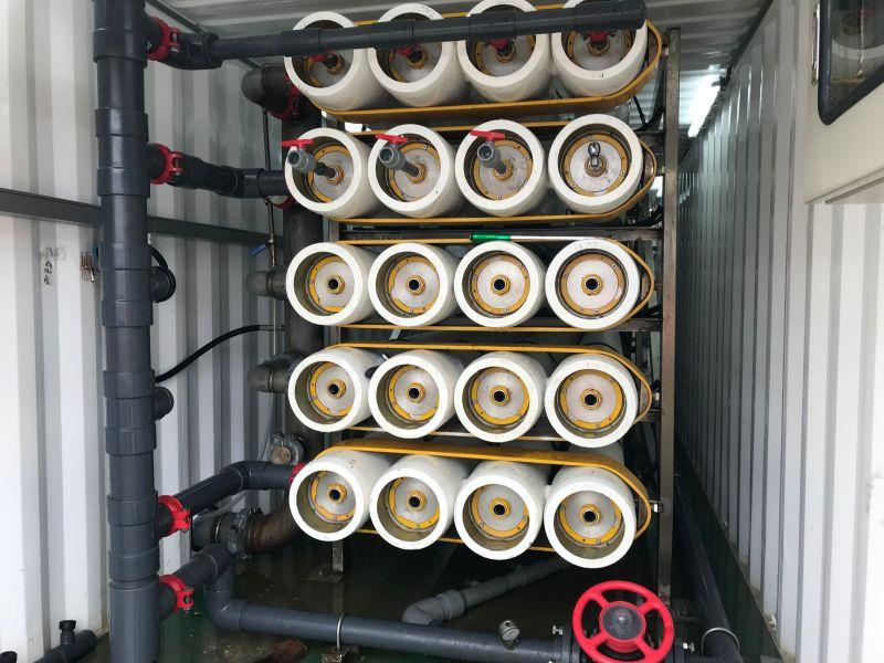 因應4、5月新竹缺水危機 北水局提高海淡機組產水量