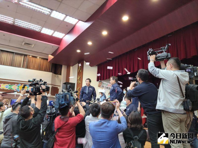 民進黨為扁推動國務機要費除罪化 時力:反對個案式修法