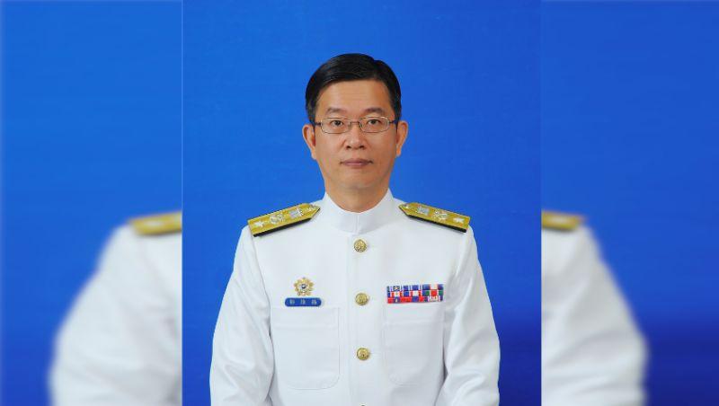 ▲潛艦國造推手、海發中心主任邵維揚晉任中將,將於5月1日生效。(圖/取自中華民國海軍全球資訊網)