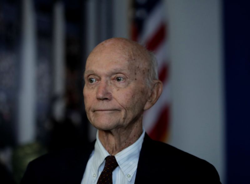 阿波羅11號太空人柯林斯辭世 享耆壽90歲