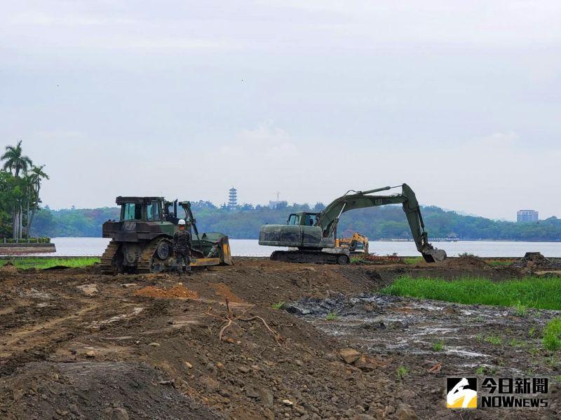 找來的水都存起來 澄清湖預計5月7日達滿水位