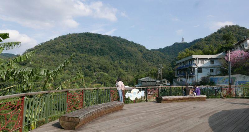 ▲除了居高臨下可欣賞秀麗山谷美景,360度的超廣角視野讓人心情舒暢。(圖/Taipei