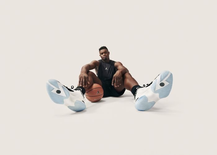 NBA/Zion聯名球鞋出爐 兼具速度與力量完美展現