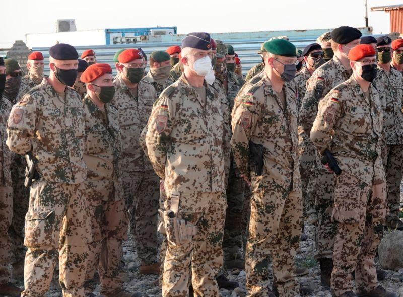 ▲在美國總統拜登(Joe Biden)決定從阿富汗撤軍之後,北大西洋公約組織(NATO)官員今天表示,北約已展開從阿富汗撤軍的工作。(圖/美聯社/達志影像)