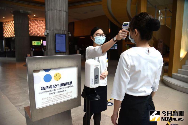 ▲華航機師染疫事件持續擴大,桃園諾富特飯店也被要求全棟淨空消毒。(圖/翻攝網路)