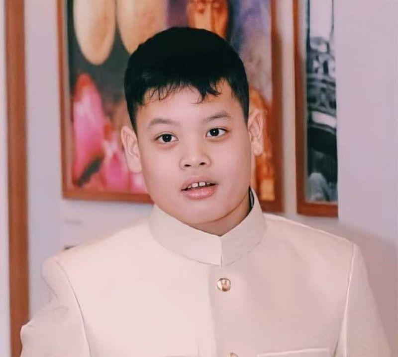 ▲泰國的提幫功王子被認為有發展遲緩問題。(圖/翻攝自We