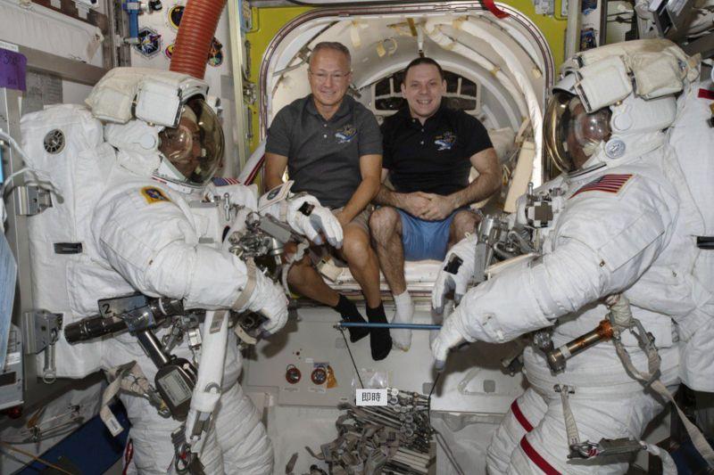 ▲太空人如果在航向火星途中進入冬眠狀態,可以有效減輕太空旅行對人體的損害。(圖/美聯社/達志影像)