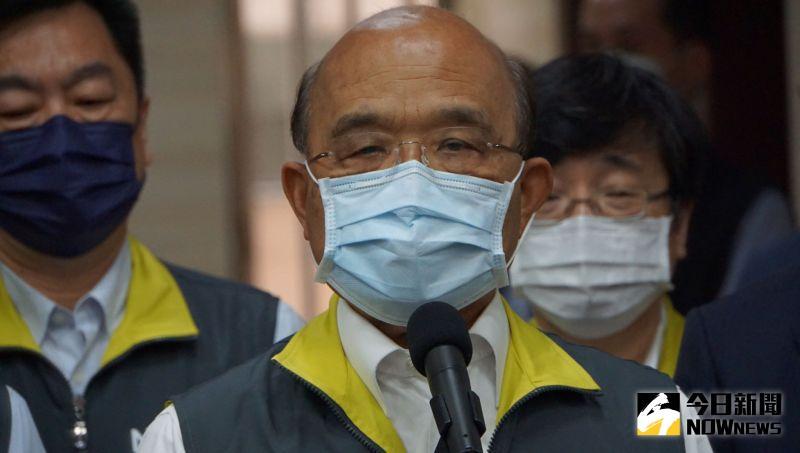 華航清零計畫2.0 蘇揆:增強防疫措施、不足會儘速改進