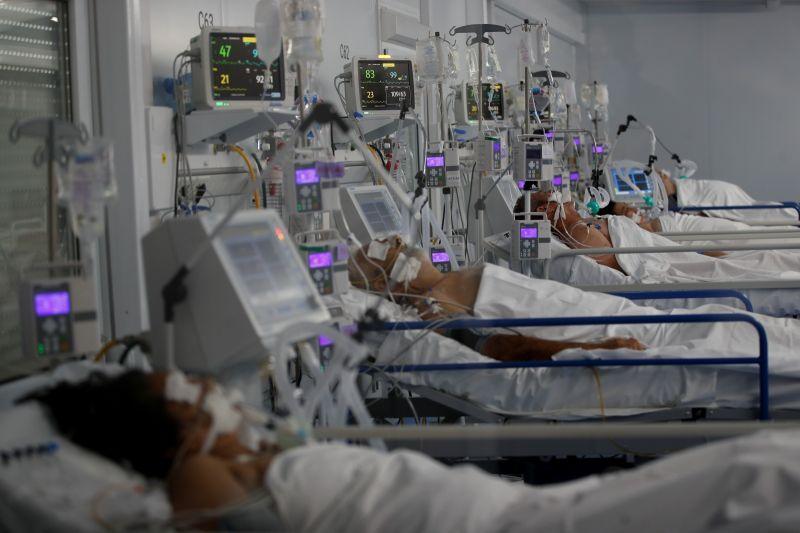 不只印度!阿根廷新冠確診總數破300萬 醫院人滿為患