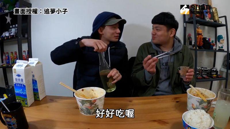 ▲ 實測意外發現,花生醬能讓辣味變得更加出色。(圖/追夢小子 授權)