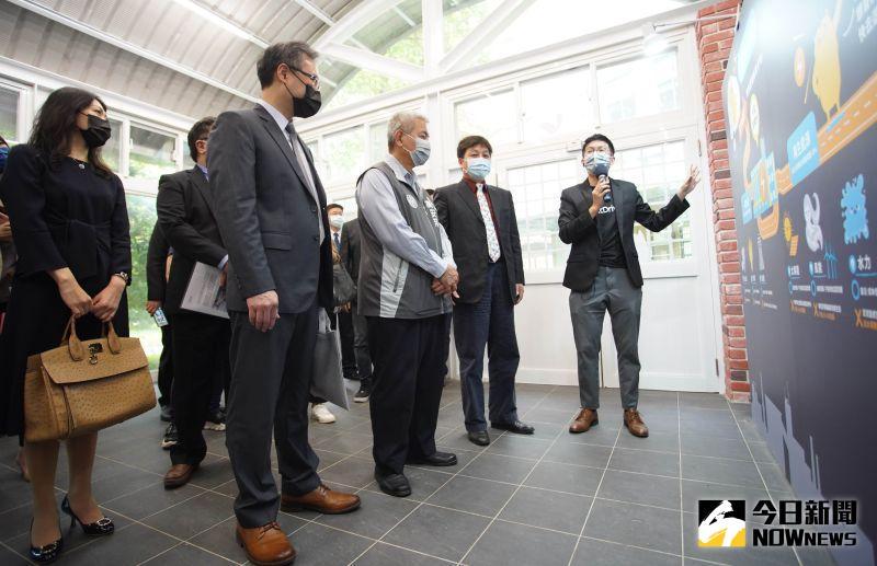 文欣國小校園虛擬電廠