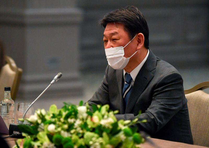 日本宣布 四度援助台灣AZ疫苗