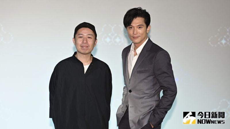 ▲ 第23屆台北電影節影展大使邱澤媒體見面會。(圖/記者林柏年攝 )