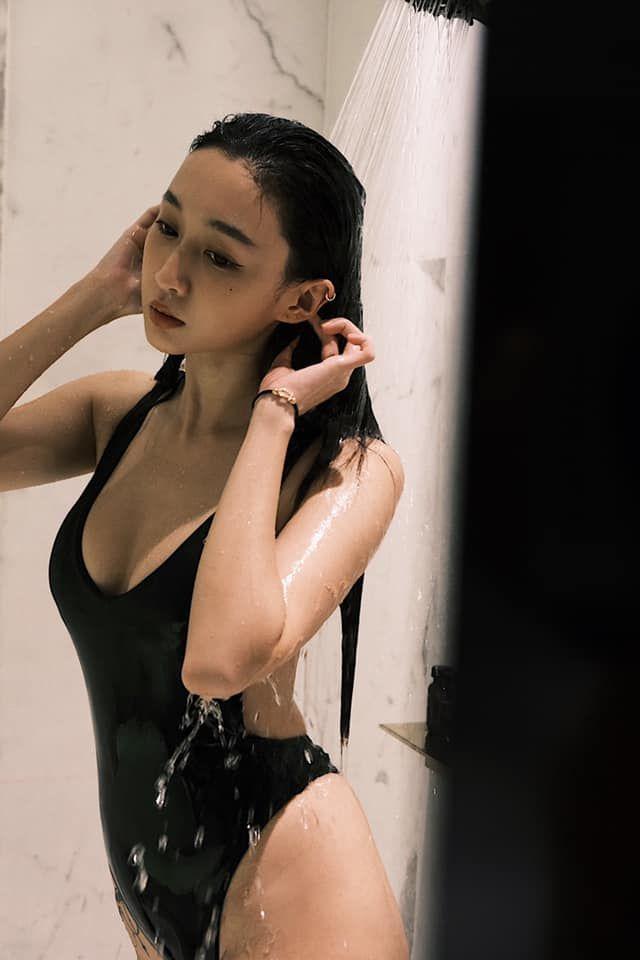 ▲▼樂宜身材火辣,擁有不少男性粉絲。(圖/樂宜臉書)