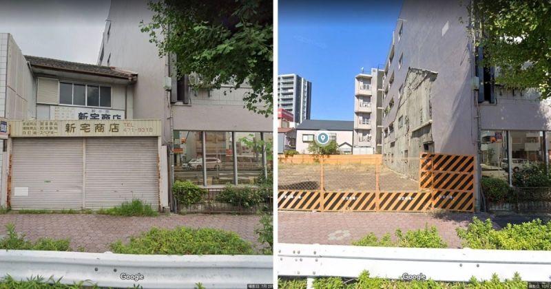 ▲網友表示當年的建築沒有特別規定,然而今日若有建商要蓋房,依據日本民法必須至少與隔壁房屋留有50公分以上的空隙。(圖/擷取自@JIYUKENKYU_jp/推特)