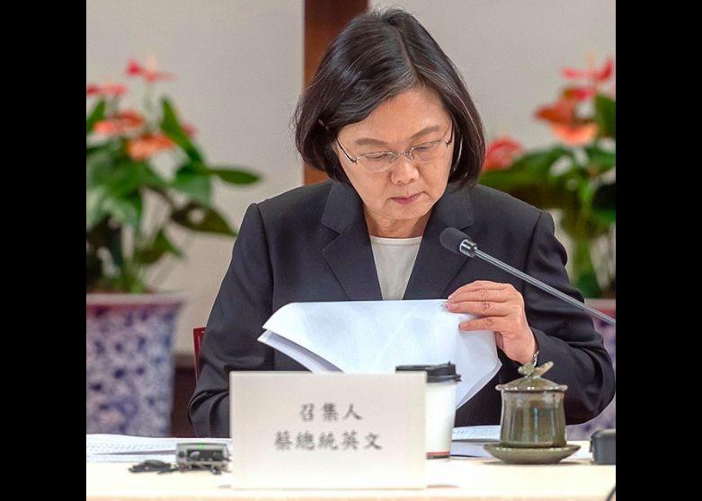 面對公投 蔡英文提4個「不能倒退」:為台灣做正確決定