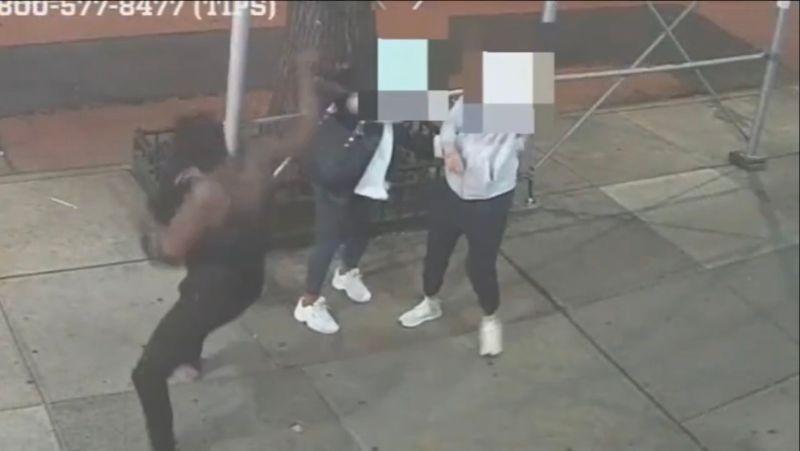 台灣女碩士在美遭鐵鎚重擊 攻擊者嗆:脫下口罩