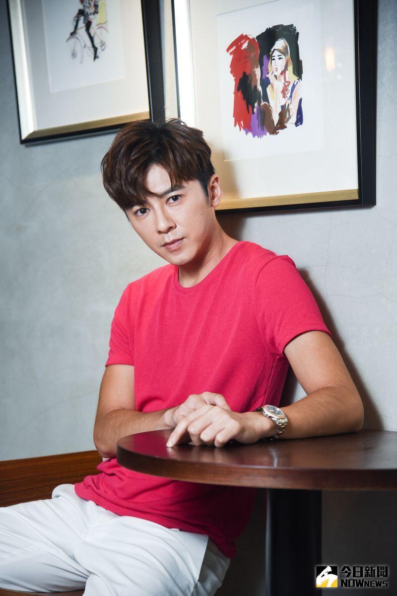 ▲李國毅在戲劇圈耕耘多年,曾提名金鐘獎男主角。(圖/資料照)